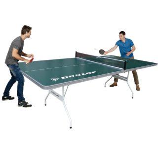 DUNLOP EZ Fold Table Tennis Set