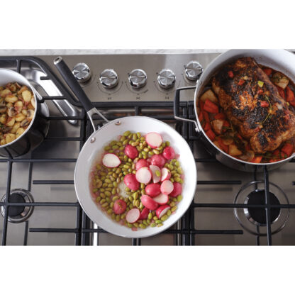 Select by Calphalon Ceramic Cookware Set, 12 pc.