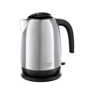 Russell Hobbs Brushed Stainless Steel Kettle -1.7 L
