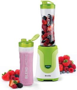 Breville Blend Active Personal Blender & Smoothie Maker with 2 Portable Blending Bottles (600ml), 300W