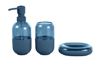 Argos Home Capsule Accessory Set - Navy Blue