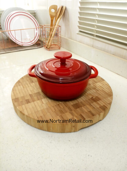 Ernesto Cast Iron Casserole Dish - Oven Safe