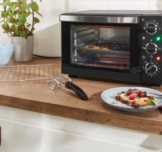 Silvercrest Mini Oven - 15 Litres