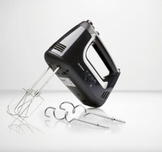 SilverCrest 300W Hand Mixer with 2 beaters and 2 dough hooks
