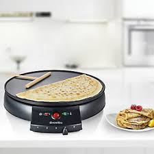 Breville Traditional Crêpe Maker - 30 centimetre (cm) wide