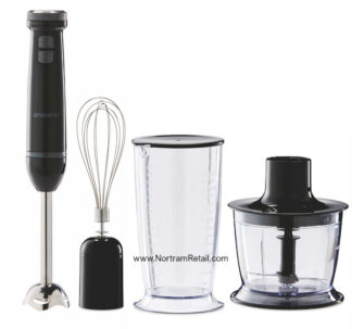 Ambiano 3-In-1 Hand Blender - Black