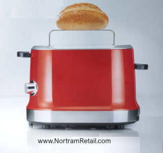 Silvercrest Red Toaster