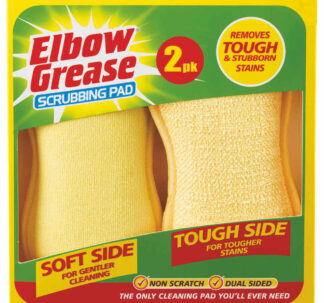 Elbow Grease Scrubbing Pad - 2 Pack