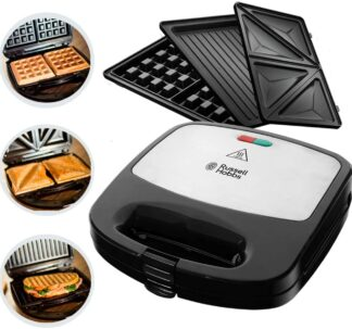 Russell Hobbs 3-in-1 Combo Sandwich Maker