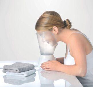 SILVERCREST PERSONAL CARE Facial Sauna