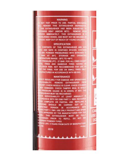 # Fire Extinguisher