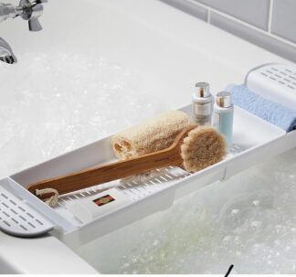 Miomare Extendable Bath Tray