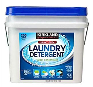 Kirkland Laundry Detergent Super Concentrate Powder – 12.7kg