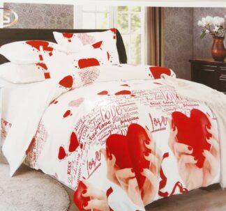 Amor Bed Sheet