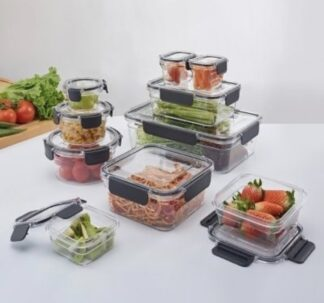 Member's Mark Leak-proof Food Storage Containers-20 Piece