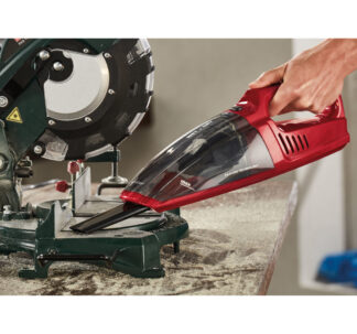 SilverCrest Hand Held Wet and Dry Vacuum