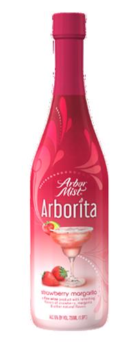 ARBOR MIST STRAWBERRY MARGARITA ARBORITA