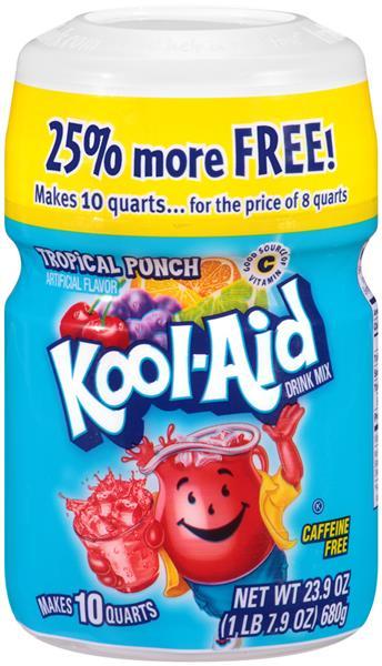 Kool-Aid Tropical Punch Mix