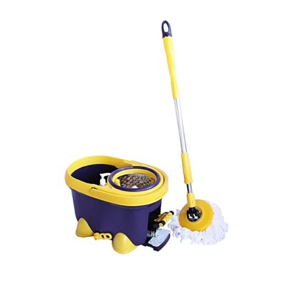 Mechanical Spin Mop