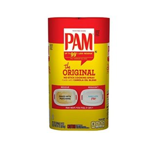 2 Pack - Pam No-stick Cooking Spray 12oz. Cans