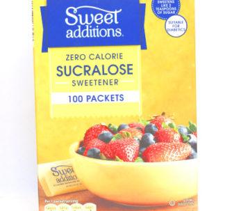 Sweet Additions Zero Calorie Sweetner