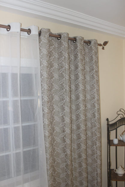 Crystal Inspired 2 set curtains