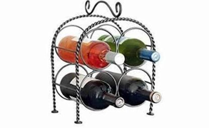 Crofton Tabletop Wine Rack