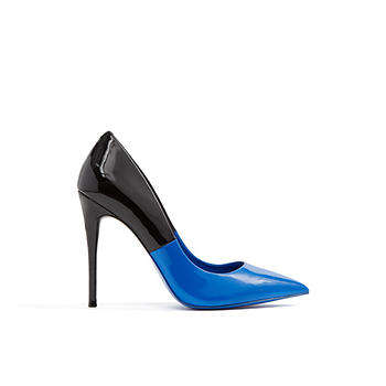 STESSY Blue Black