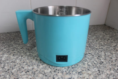 A Portable Mini Rice Cooker with Handle / Steamer / Travel Pot (1.2L)