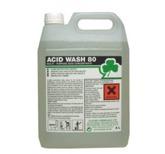 Acid Wash 80 Extra Strong Acidic Cleaner