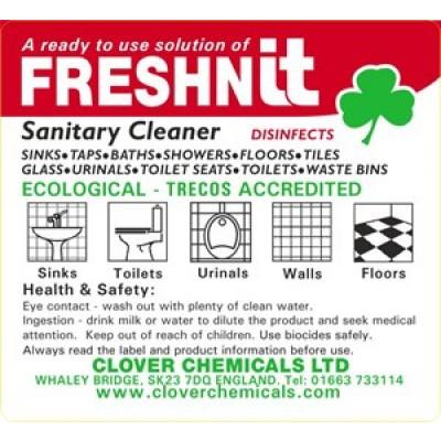 Clover FreshnIT Perfumed Sanitary Cleaner