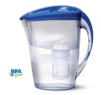 Crofton Water Filter Pitcher - 6 cups