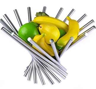 # Creative Stainless Steel Rotation Fruit Bowl/Fruit Basket/Fruit Stand