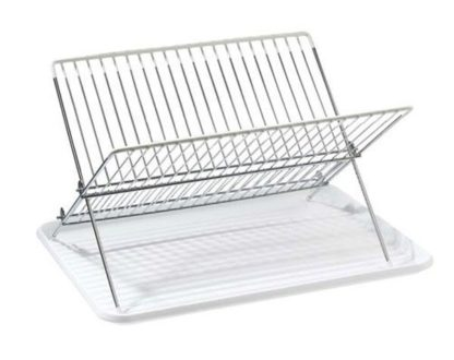 Easy Home Collapsible Dish Rack and Drainer