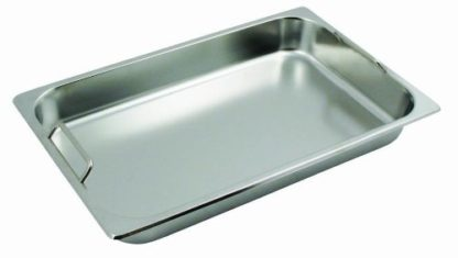 Get-A-Grip Chafer with Food Pan Handles Stainless Steel - 7.6 L