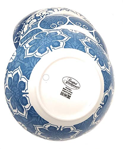 All Purpose Porcelain Bowls (Navy)
