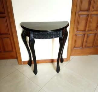 Ermonte 70cm Hand Carved Console Table