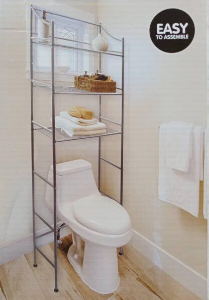 Easy Home Bathroom Space Saver Shelf