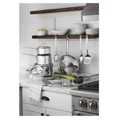 Emeril Lagasse 15-pcs Executive Cookware Set