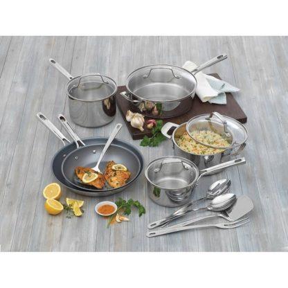 Emeril Lagasse 15-pcs Cookware set