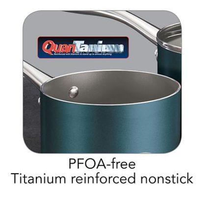 Tramontina 11-Piece Nonstick Cookware Set