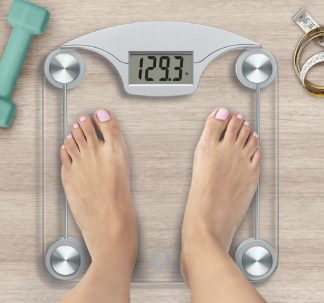 Weight Watchers by Conair Scales - 400 lb/180kg