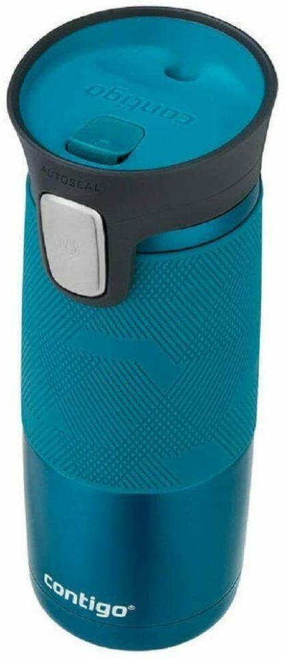 ## Contigo Autoseal Travel Mug - Stainless Steel Vacuum Insulated Tumbler - 2 Pack