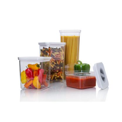 NeoFlam 5-Pc. Smart Seal Food Storage Set