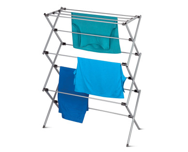Easy Home Clothes Drying Rack
