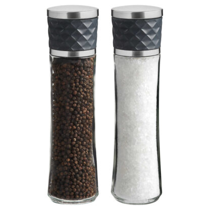 # Trudeau 25.4 cm Premium Lilly Peppermill and Salt Mill