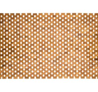 Miomare Bamboo Bath Mat - W 50 x L 80 cm