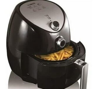 Tower Air Fryer with Rapid Air Circulation System, VORTX Frying Technology
