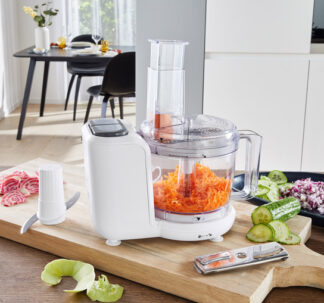 # SilverCrest Food Processor