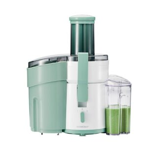 Silvercrest Juicer with 10 Delicious Recipes